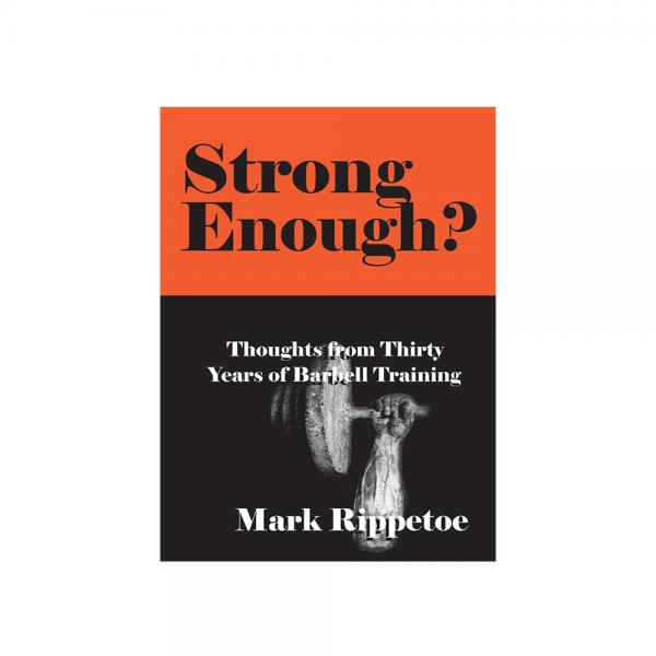 strong enough book cover