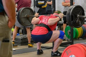 squat training camp