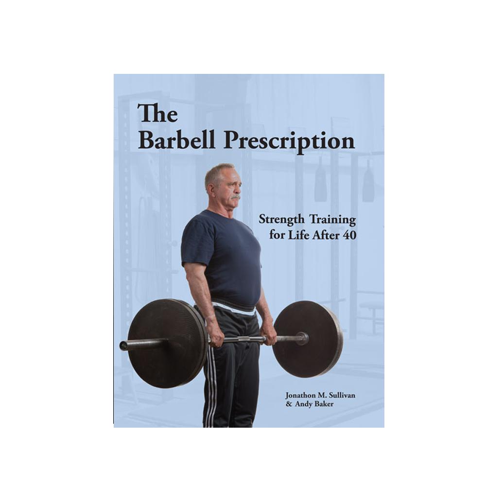 barbell prescripton cover