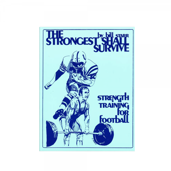 strongest shall survive cover