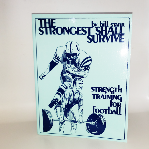 strongest shall survive front cover photograph