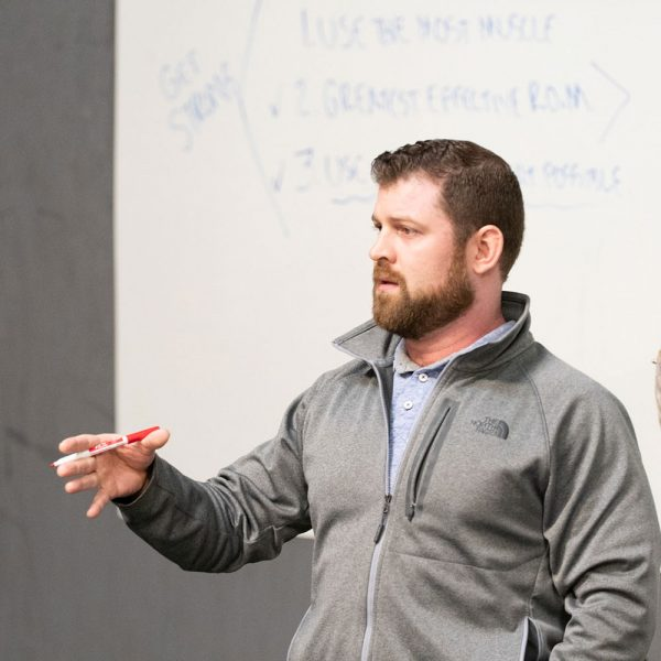 starting strength coach prep course instructor brent carter