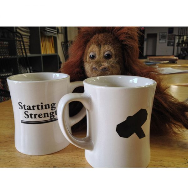 gear starting strength mugs minkey