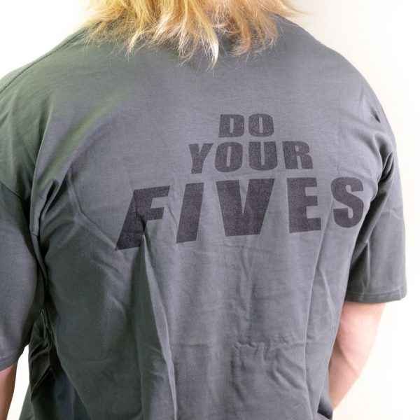 gear shirt do your fives back