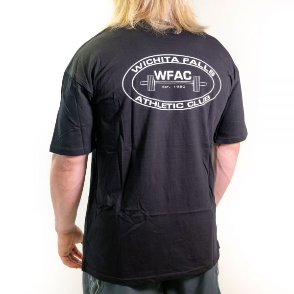 gear shirt join against muscular atrophy back