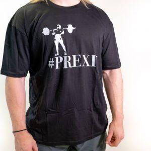gear shirt prexit front