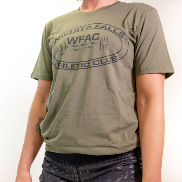 specialization shirt front wfac logo