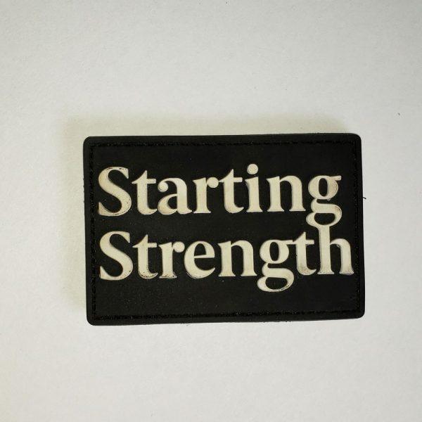 gear starting strength patch