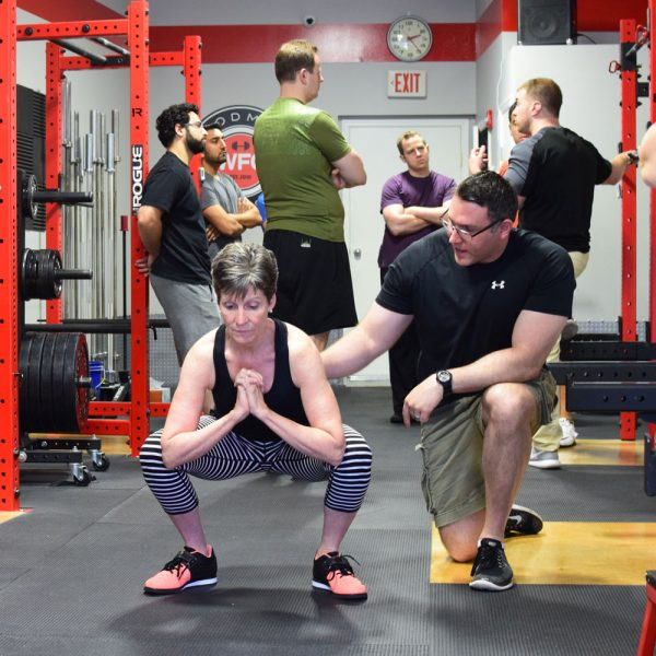 training starting strength squat petrizzo