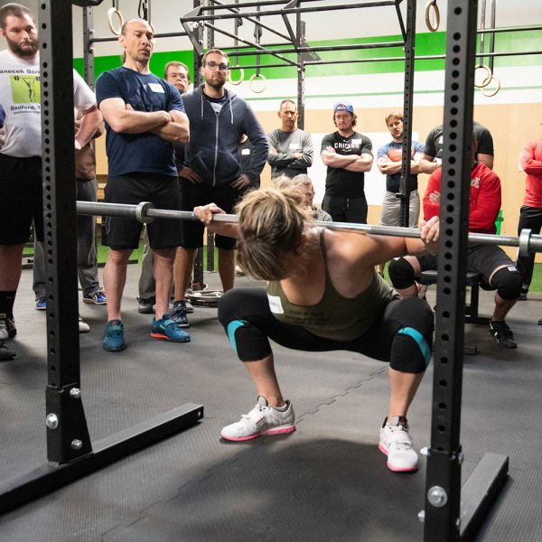 training starting strength seminar squat