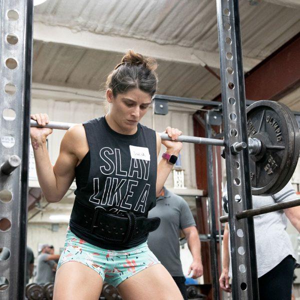 training starting strength seminar squat