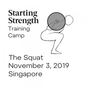 starting strength training camp squat singapore