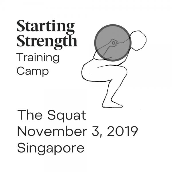 starting strength training camp squat singapore