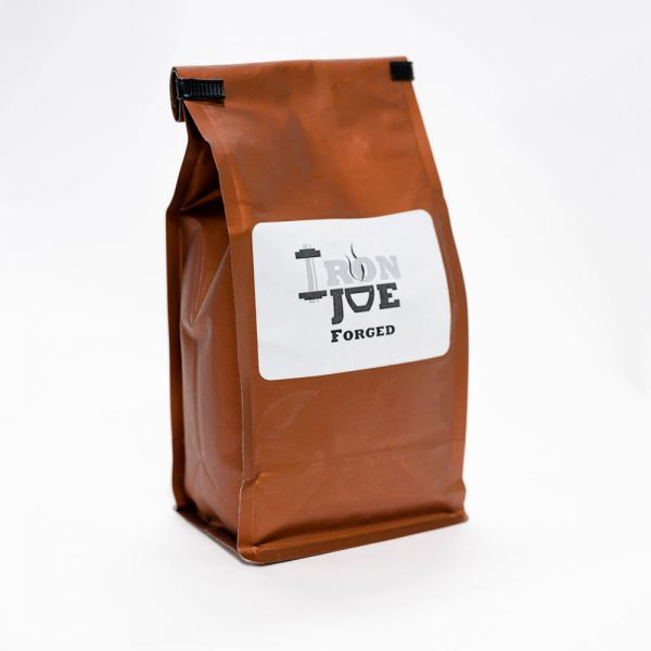 gear preworkout ironjoe ground coffee front