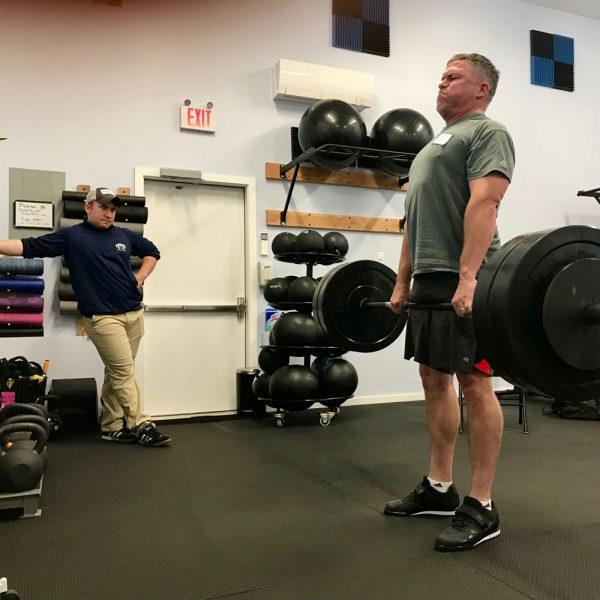 training camp deadlift annino