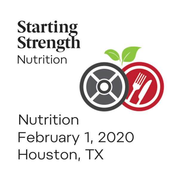 training nutrition camp houston texas