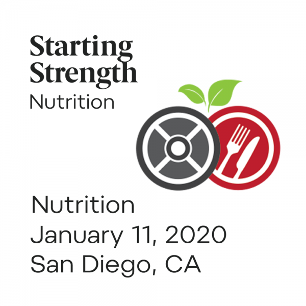 training nutrition camp san diego california