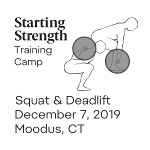 training camp squat deadlift moodus connecticut