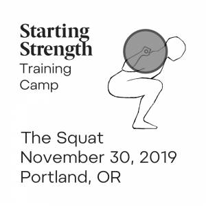 training squat portland oregon