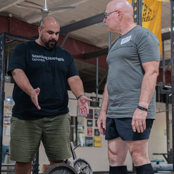 squat coaching nick
