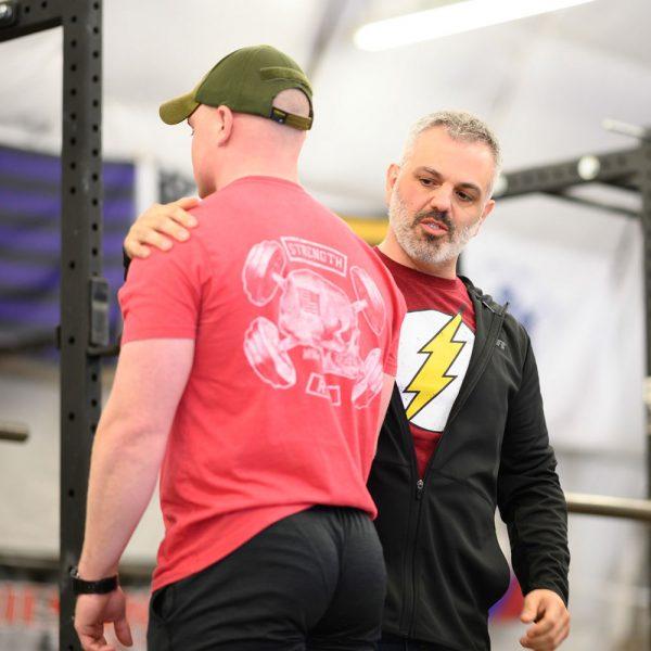 training camp troupos coaching