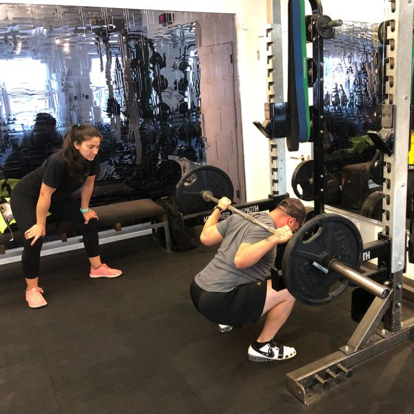 victoria diaz coaching squat
