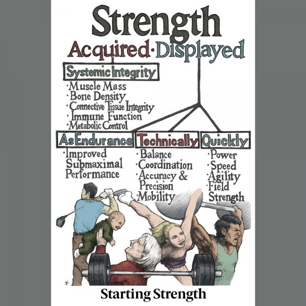 poster strength attributes
