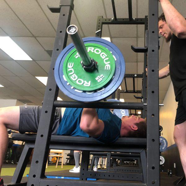 starting strength training camp bench portland