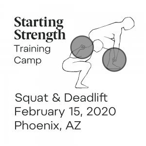 training squat deadlift phoenix arizona