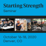 starting strength seminar denver