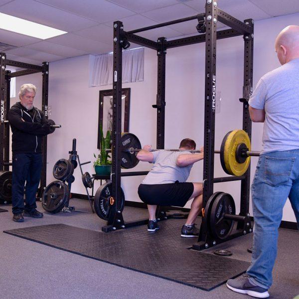 squat coaching sullivan and kurisko
