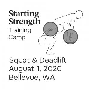 starting strength training camp washington