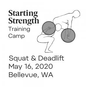 squat deadlift camp bellevue washington