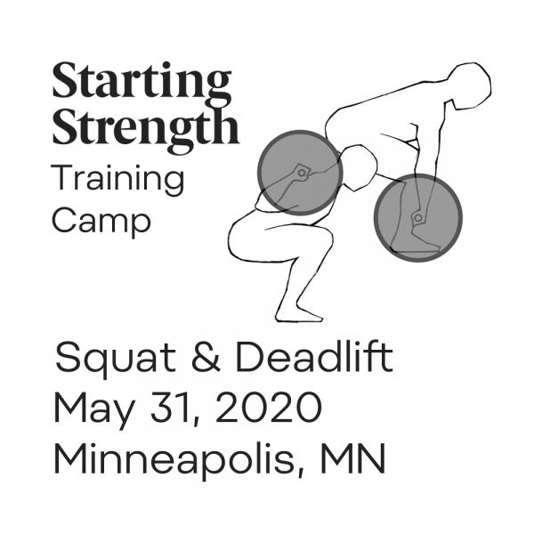 starting strength training camp