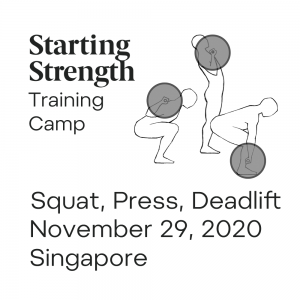 training camp singapore