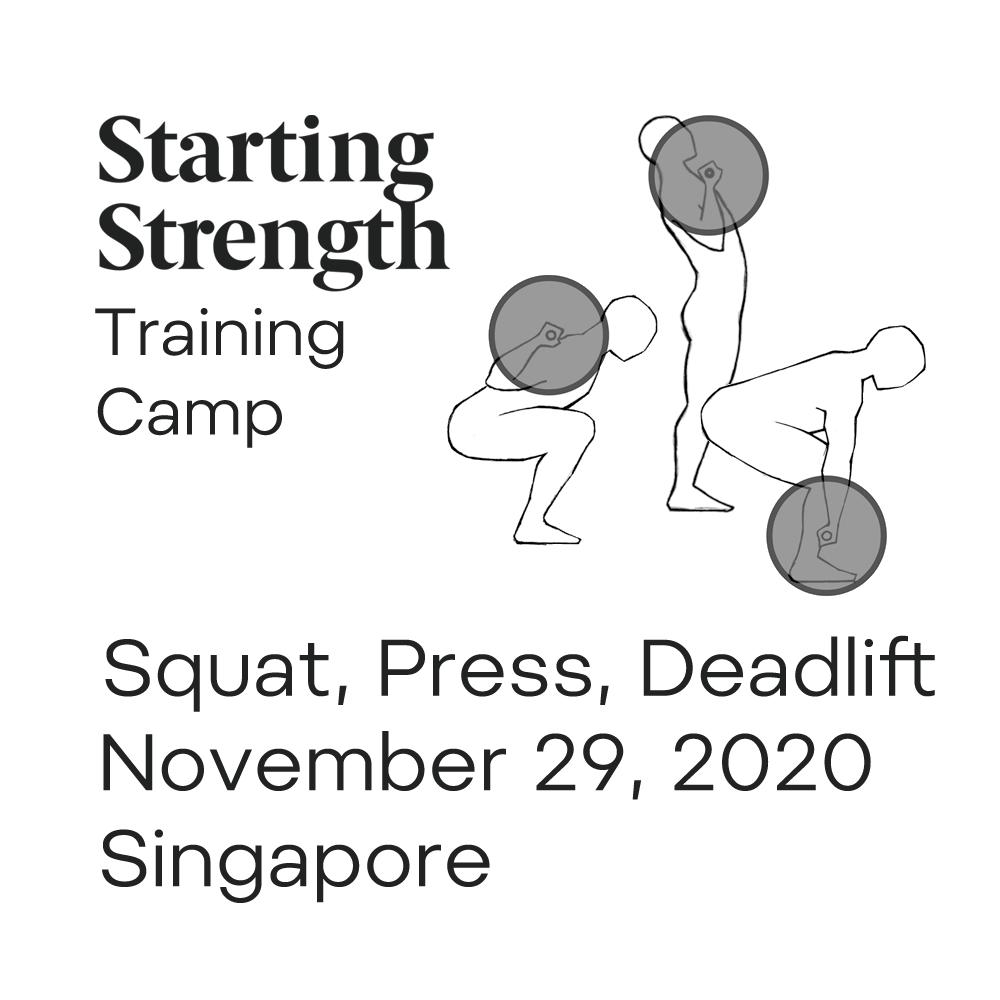 training camp singapore