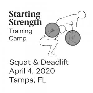 squat deadlift training camp tampa florida