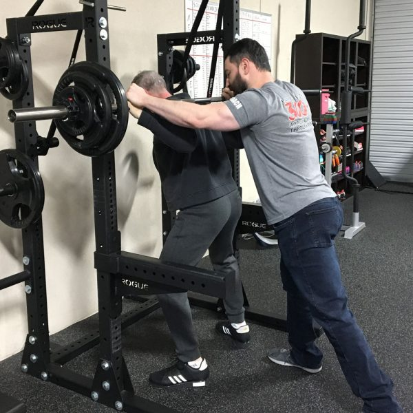 scott acosta coaching the squat