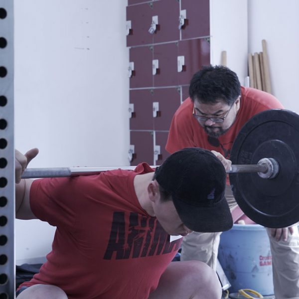 squat coaching kim
