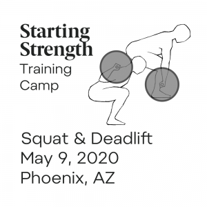 starting strength training camp phoenix