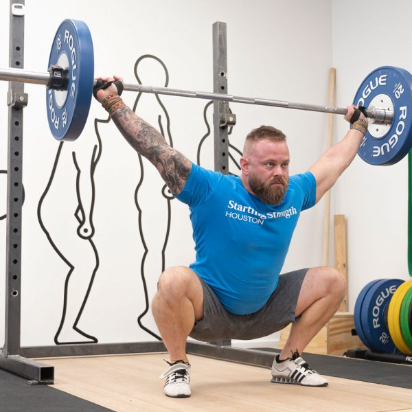 josh wells olympic lift