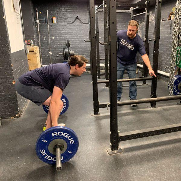 ryan arnold deadlift coaching