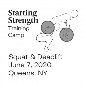 starting strength training camp queens new york