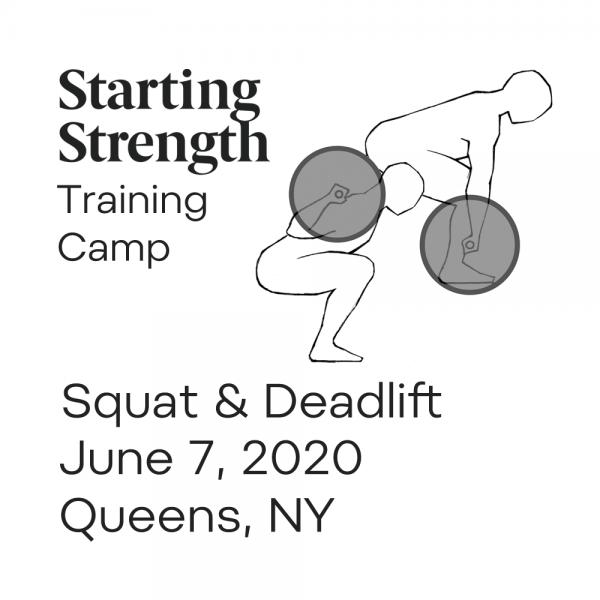 starting strength training camp queens new york