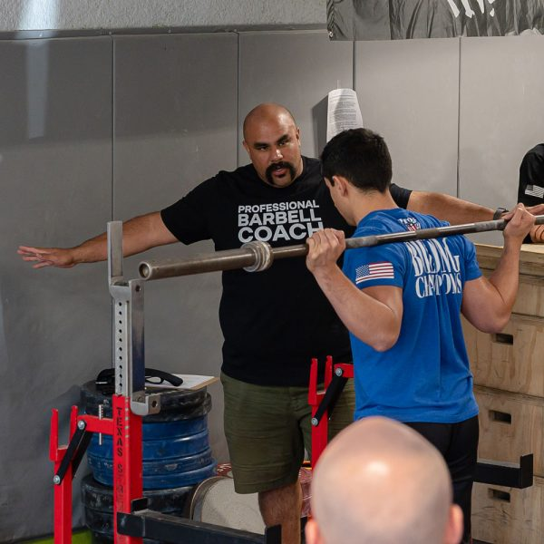nick delgadillo coaching starting strength method