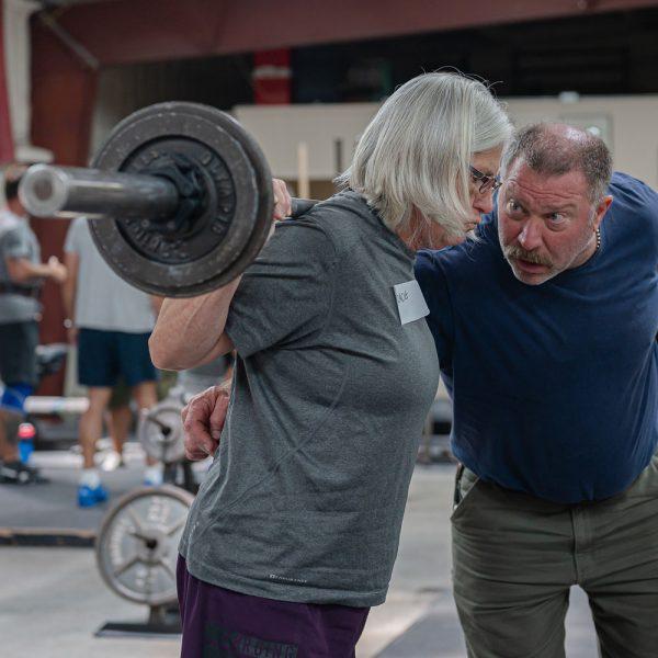 mark rippetoe coaching starting strength method