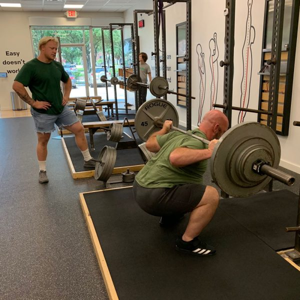 chase lindley coaching the squat