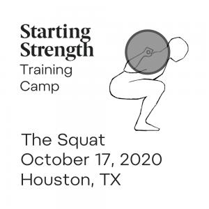 starting strength training camp houston texas