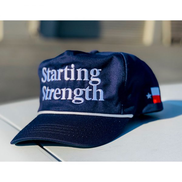starting strength hat texas patch