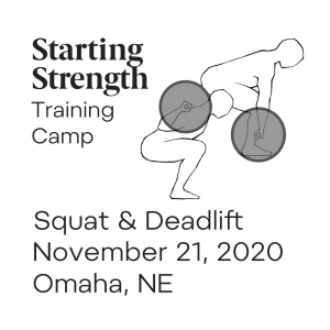 starting strength training camp nebraska